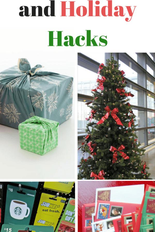 25  Amazing Christmas Tips and Holiday Hacks