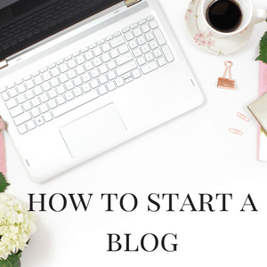 Always wanted to start a blog? Look no further. How to start a blog| How to start a blog for cheap| How to make money blogging|