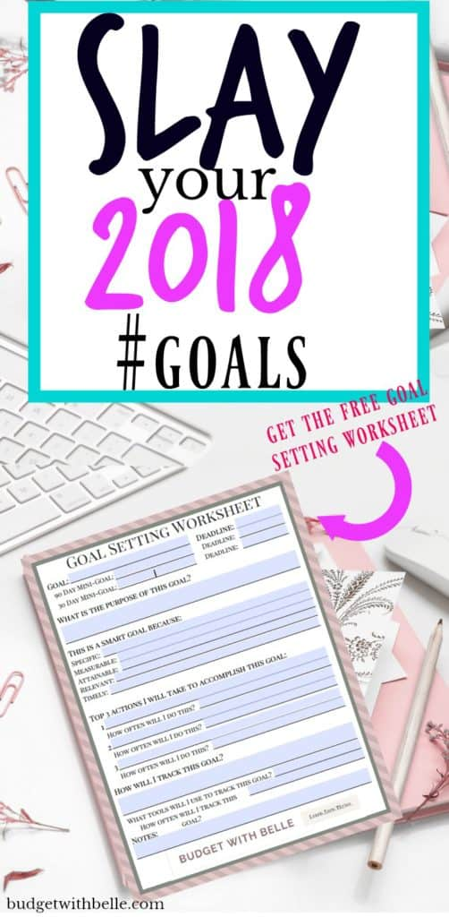 Goal Setting: How To Set goals and actually achieve them. Tips on setting goals. Goal Setting For Bloggers, entrepreneurs and small business owners.