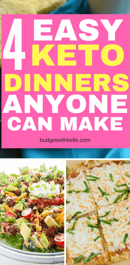 Checkout these great ketogenic diet dinners that'll help you stay in ketosis while losing the belly fat.